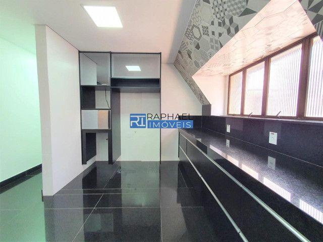 Cobertura à venda, 3 quartos, 1 suíte, 2 vagas, Lourdes - Belo Horizonte/MG - Foto 9