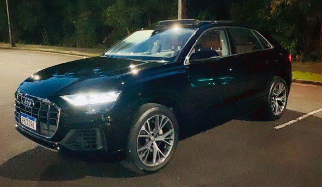 Audi Q8 com cheirinho de novo
