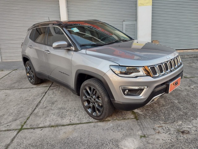Jeep Compass 2.0 Limited 4x4 Diesel Automático