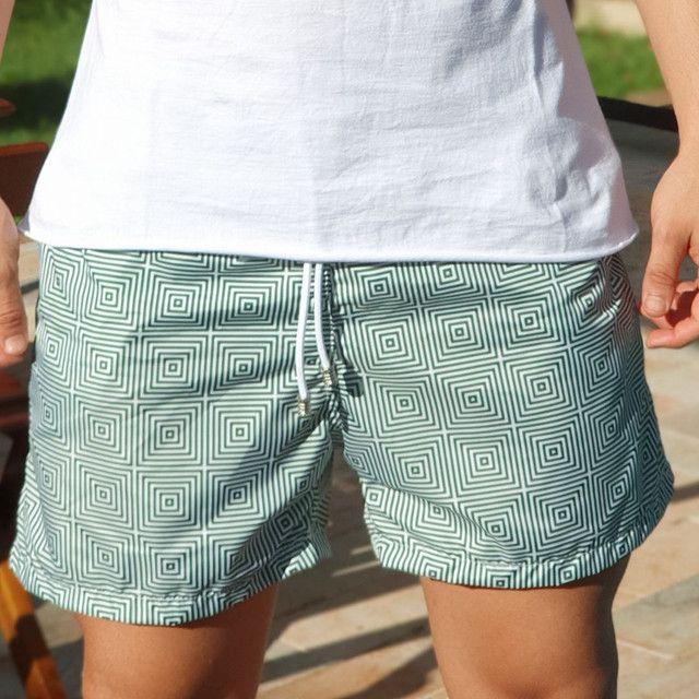 Short moda praia - Foto 4