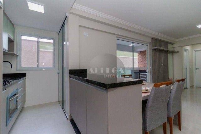 Apartamento Garden com 2 dormitórios à venda, 59 m² por R$ 427.000,00 - Fanny - Curitiba/P - Foto 3