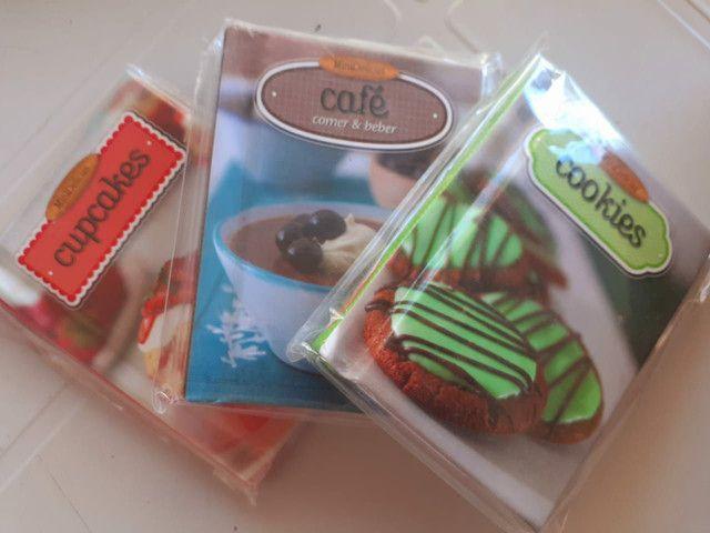 Kit de livros culinários da editora Mundial - Foto 6