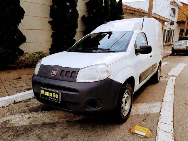 Fiat Fiorino Furgão 1.4 Flex Branco Basico Km Baixa Tem Basica e Completa
