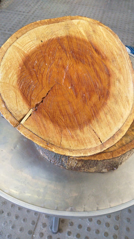 Toras de madeira personalizadas para churrasco e frios  - Foto 6