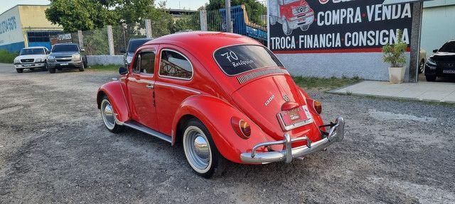 VW fusca 1.300 ano 1970 uma Relíquia   - Foto 6