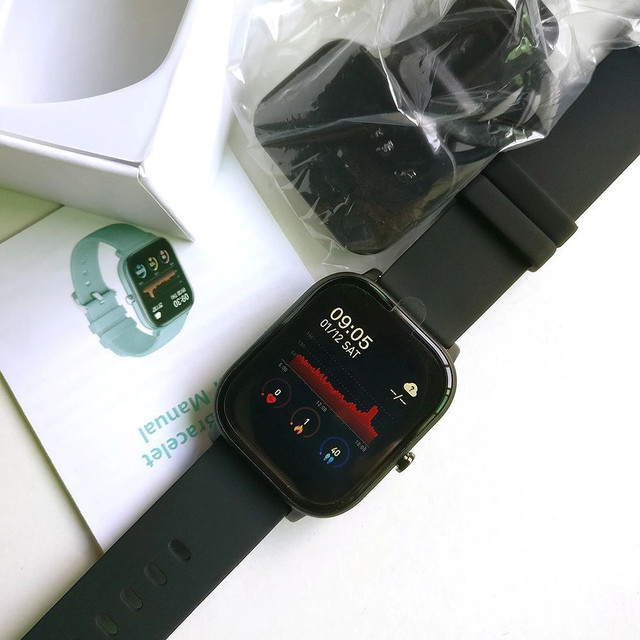 Smartwatch/Relógio inteligente Colmi P8 - Foto 3