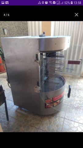 Vendo,máquina de frango! - Foto 4