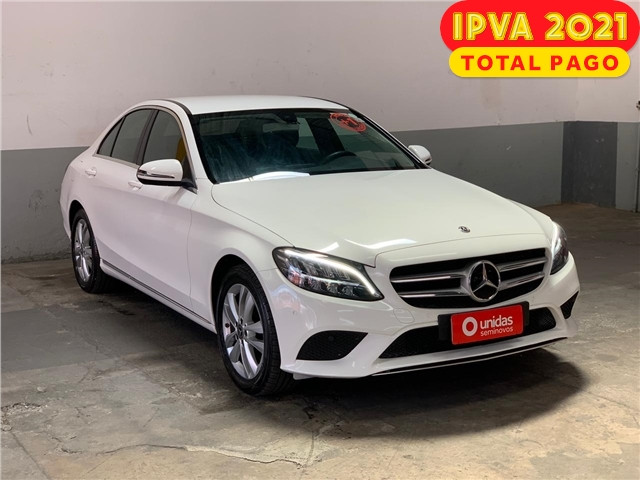 Mercedes-benz C 180 2019 1.6 cgi gasolina avantgarde 9g-tronic - Foto 3