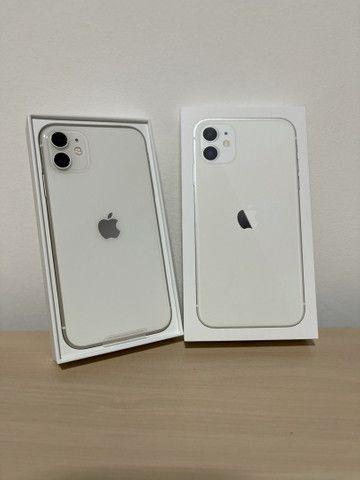 iPhone 11 128gb lacrado com nota  - Foto 3