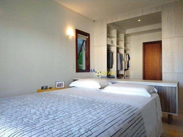 Casa com 3 dormitórios à venda, 429 m² por R$ 3.200.000,00 - Alphaville Fortaleza - Eusébi - Foto 19