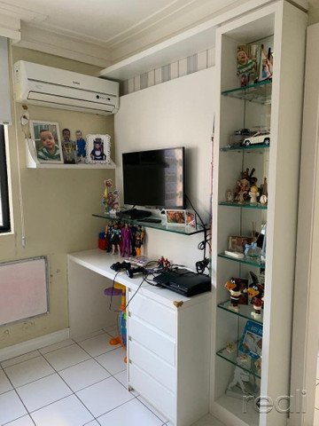 Apartamento à venda com 3 dormitórios em Dionisio torres, Fortaleza cod:RL807 - Foto 8