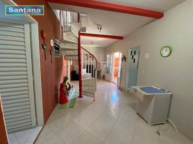 Chale de Laje com 4 dormitórios todos suites, à venda, 165 m² por R$ 250.000 - Mansões das - Foto 15