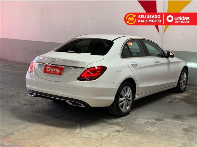 Mercedes-benz C 180 2019 1.6 cgi gasolina avantgarde 9g-tronic - Foto 5
