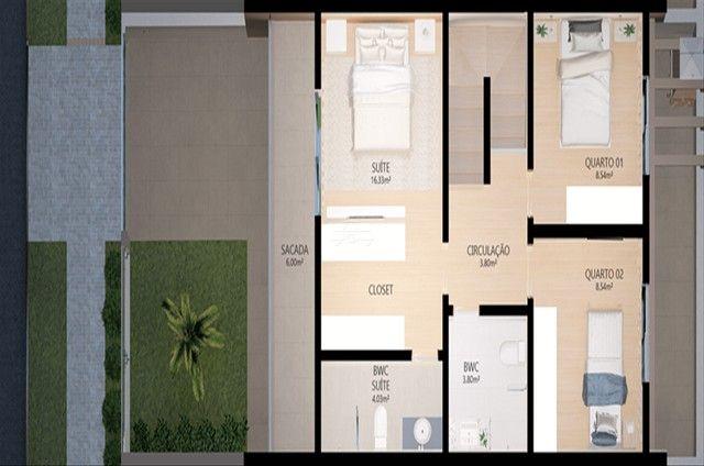 Casa à venda com 3 dormitórios em Balneário praia grande, Matinhos cod:155348 - Foto 6