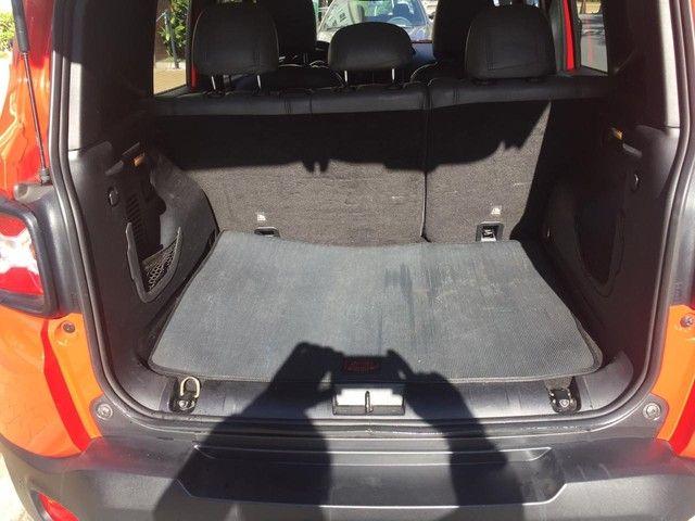 Jeep Renegade Sport Diesel 4x4 Automático, 2016, impecável  - Foto 12