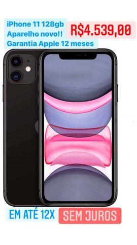 iPhone 11 128gb em 12x SEM JUROS