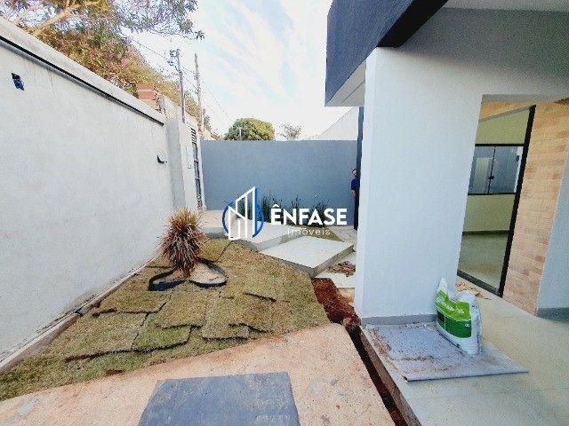 Casa moderna e com 03 quartos disponível para venda no bairro Fernão Dias em Igarapé - Foto 18