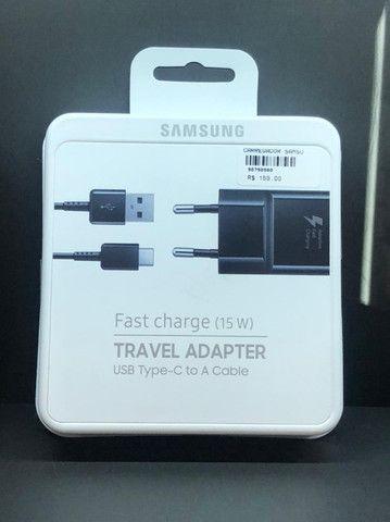 Carregador Fast Samsung Original
