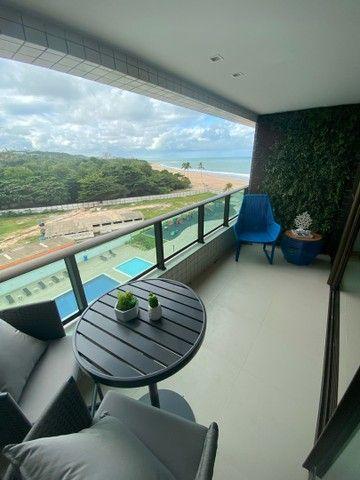 Apto. Beira Mar de Porteira Fechada, 141m², 4Suítes, 3Vgs, 8% - Foto 2