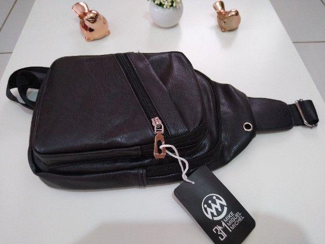 Bolsas de couro ecológico. - Foto 2