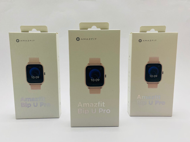 Relógio Smartwatch Amazfit Bip U Pro com GPS  - Foto 2