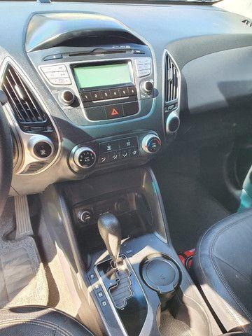 hyundai ix35 2012 automática impecável financia e aceita troca - Foto 8