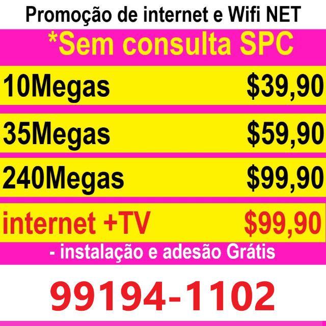 Internet cabos