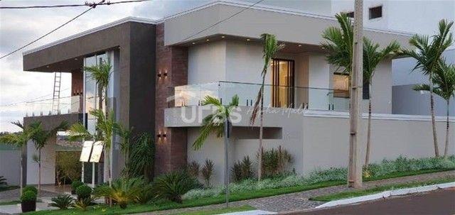 Casa de condomínio à venda com 4 dormitórios em Setor central, Jataí/go cod:RTR40711