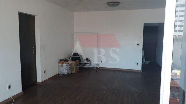 Apartamento amplo 2 dorms. no Campo Grande em Santos garagem demarcada, elevador, salão de - Foto 5