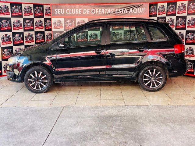 Volkswagen SpaceFox 1.6 8V (Flex)  *Banco de Couro* Excelente Oportunidade!!!   - Foto 11