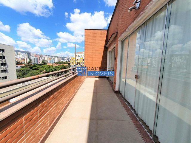 Cobertura à venda, 3 quartos, 1 suíte, 2 vagas, Lourdes - Belo Horizonte/MG - Foto 13