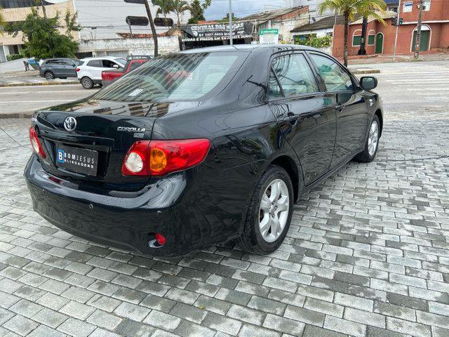 Corolla GLI 1.8 Flex 16V Aut 2011 BLINDADO - Foto 8