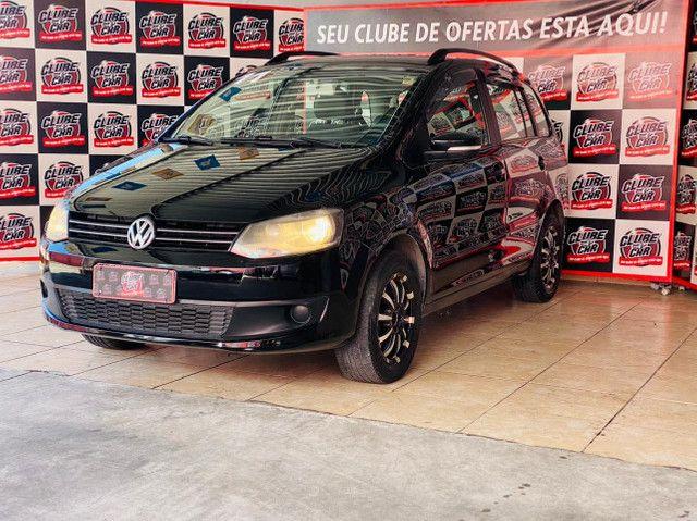 Volkswagen SpaceFox 1.6 8V (Flex)  *Banco de Couro* Excelente Oportunidade!!!   - Foto 5