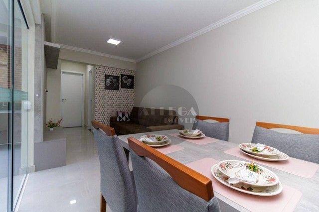 Apartamento Garden com 2 dormitórios à venda, 59 m² por R$ 427.000,00 - Fanny - Curitiba/P - Foto 7