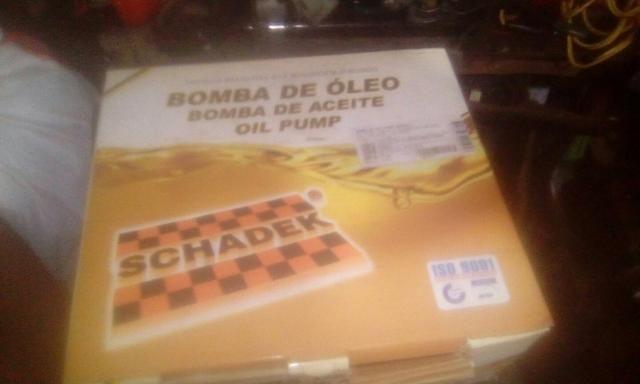 Bomba de óleo do Clio