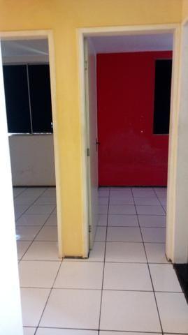Alugo apto no bairro Petropólis, por tras do Makro com 2 quartos