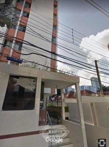 Apartamento para alugar, Espinheiro, Recife, PE - R$ 1.800,00