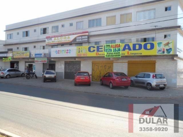Apartamentos 1 e 2 quartos. Avenida Recantos da Emas Qd 114 Lotes 02/03