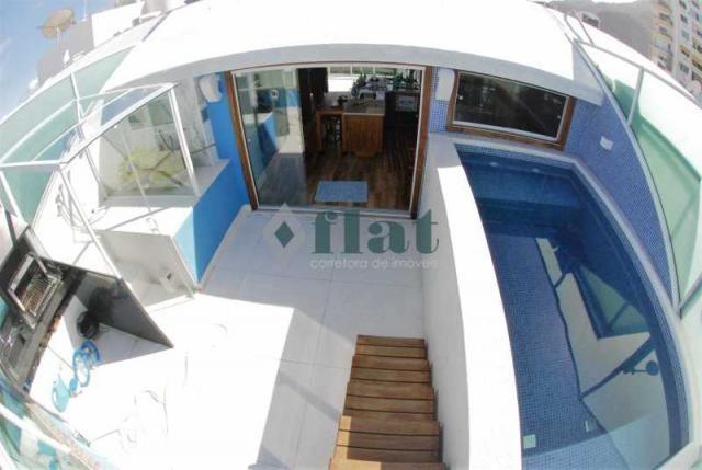 Apartamento à venda com 2 dormitórios em Barra da tijuca, Rio de janeiro cod:FLCO20001 - Foto 8