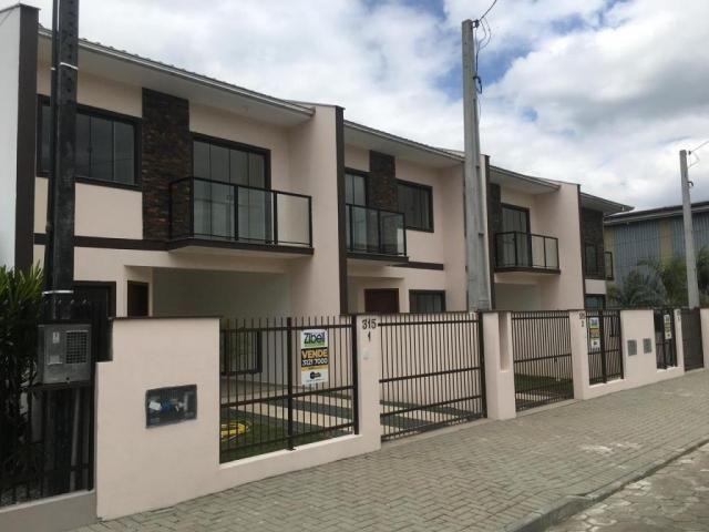 Casa à venda com 3 dormitórios em Pirabeiraba, Joinville cod:V22056 - Foto 2