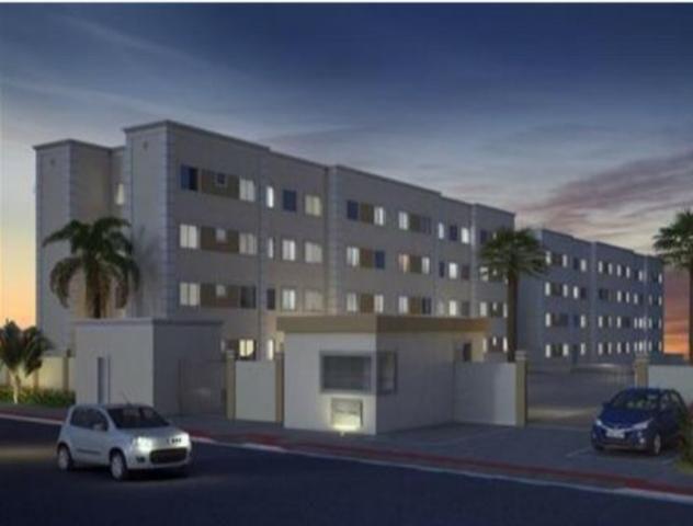ARV - Apartamento 2 quartos, Programa Minha Casa Minha Vida, Pronta Entrega na Serra - Foto 3