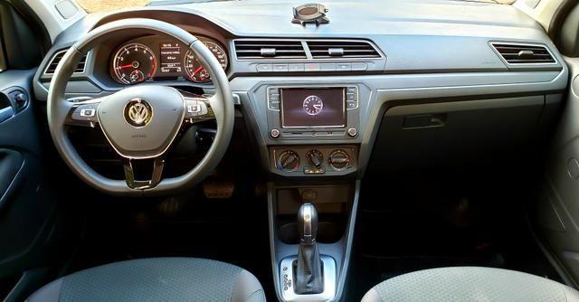 Aceita Troca VW Voyage 1.6 MSI Flex Automático Único Dono Baixo Km - Foto 8