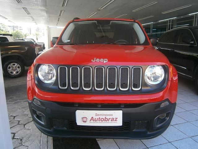 JEEP RENEGADE 2016/2016 1.8 16V FLEX SPORT 4P MANUAL - Foto 6