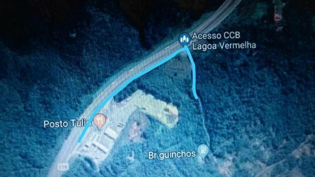 Chácara a 300 metros da BR 116 perto posto túlio - Foto 4