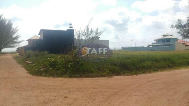 KE-(CÓD: TE0130) Lotes de 360 m² e 384m² dentro do condomínio em Unamar-Cabo Frio - Foto 4