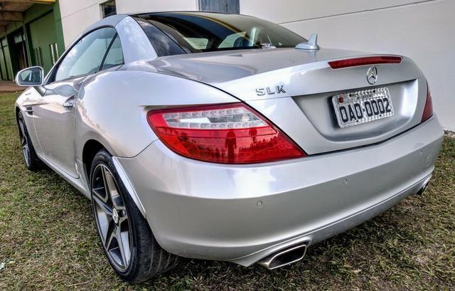 Mercedes-benz slk-200 cgi 2l 1.8 at 11-12 - Foto 7