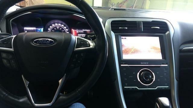 Ford Fusion Turbo Ecoboost Prata - Foto 4