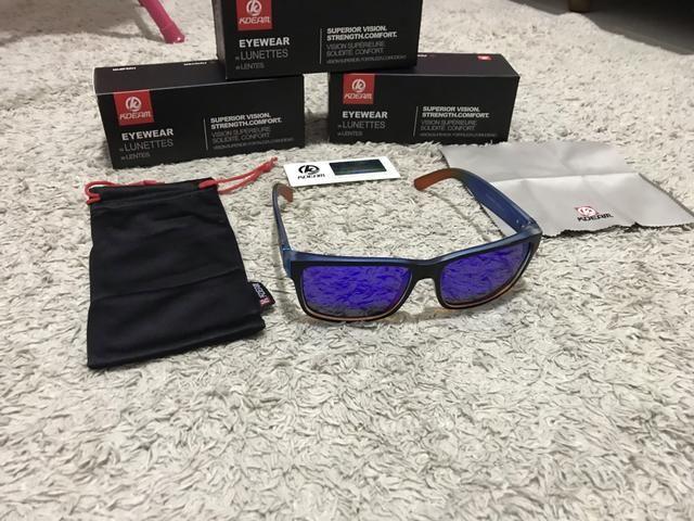 Promoção dia dos Pais Oculos Sport lente polarizada e contra raios UV - Foto 2