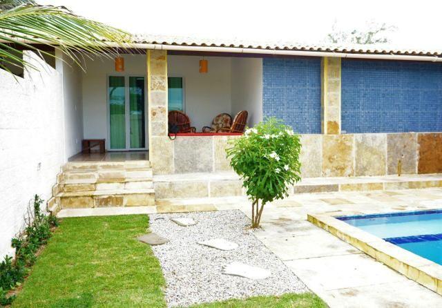 Belíssima casa em Águas Belas com piscina - Foto 18