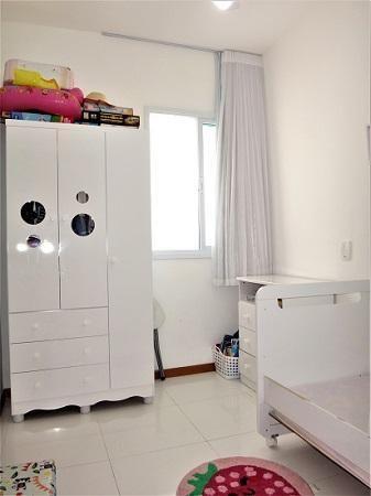 Apartamento com 4 suítes à venda, 110 m² por r$ 680.000 - lauro de freitas/ba - Foto 16